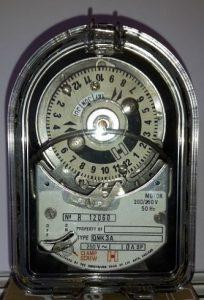electro mechanical astro timer clock